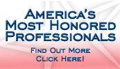 America's Most Honored Professionals - Find Out More - Click Here!